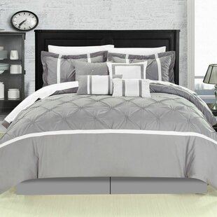 Willa Arlo Interiors Charissa 12 Piece Comforter Set