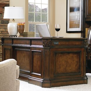 Shopping for European Renaissance II Kneehole Executive Desk By Hooker Furniture