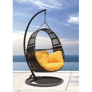 Clegg Patio Porch Swing with Stand