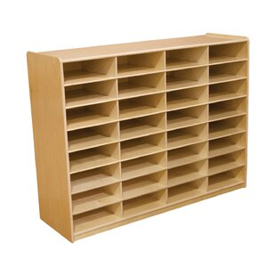 Reviews 32 Compartment Cubby By Wood Designs