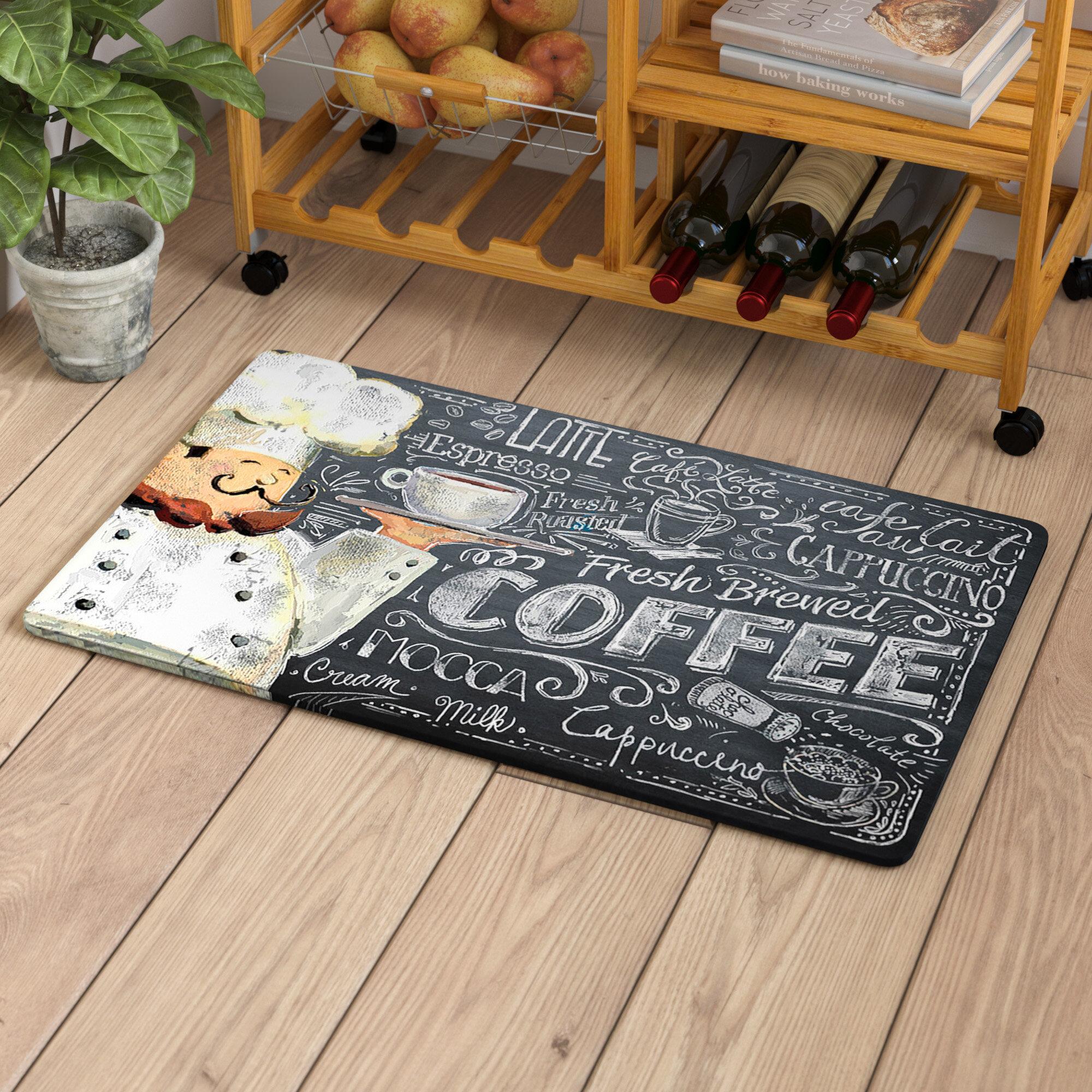 runner rubber mat wayfair reviews modern mats rugs brayden weather pdx oberle all studio kitchen