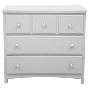 Newport 3 Drawer Dresser by Delta Children
