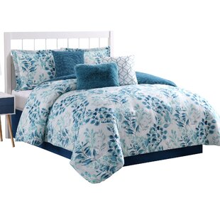 Meadowlakes Reversible Comforter Set