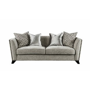 Arnette Loveseat w/2 Pillows