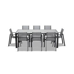 Gilda 9 Piece Dining Set