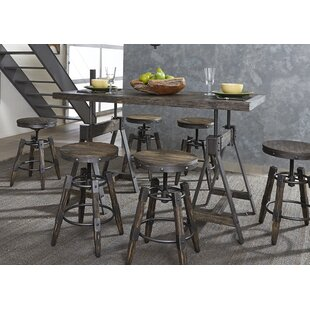 Caloundra 7 Piece Pub Dining Set Williston Forge