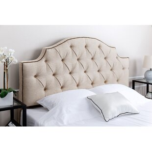 Darby Home Co Mcalpine Queen Upholstered Panel Headboard