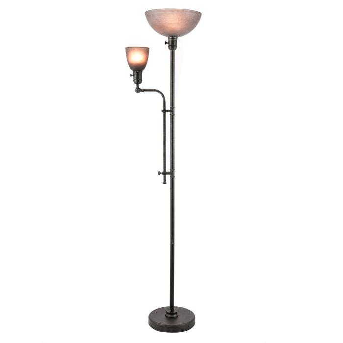 Waller 71 Torchiere Floor Lamp