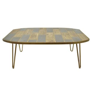 Foundry Select Distressed Wood Console Ta..