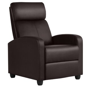 Mcghee Leather Home Theater Individual Seat