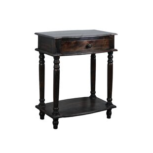 Skyla End Table by August Grove