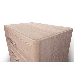 Contour 3 Drawer Dresser