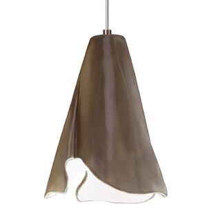 A19 Flora 1-Light Cone Pendant