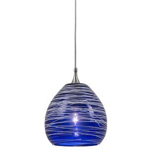 Latitude Run Soleia 1-Light Cone Pendant