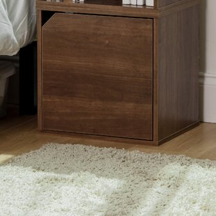 Inexpensive Wood Cube Box ByIRIS USA, Inc.