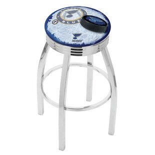NHL 25 Swivel Bar Stool