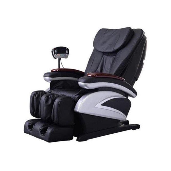 Strange Electric Full Body Shiatsu Recliner Stretched Foot Rest Massage Chair Machost Co Dining Chair Design Ideas Machostcouk
