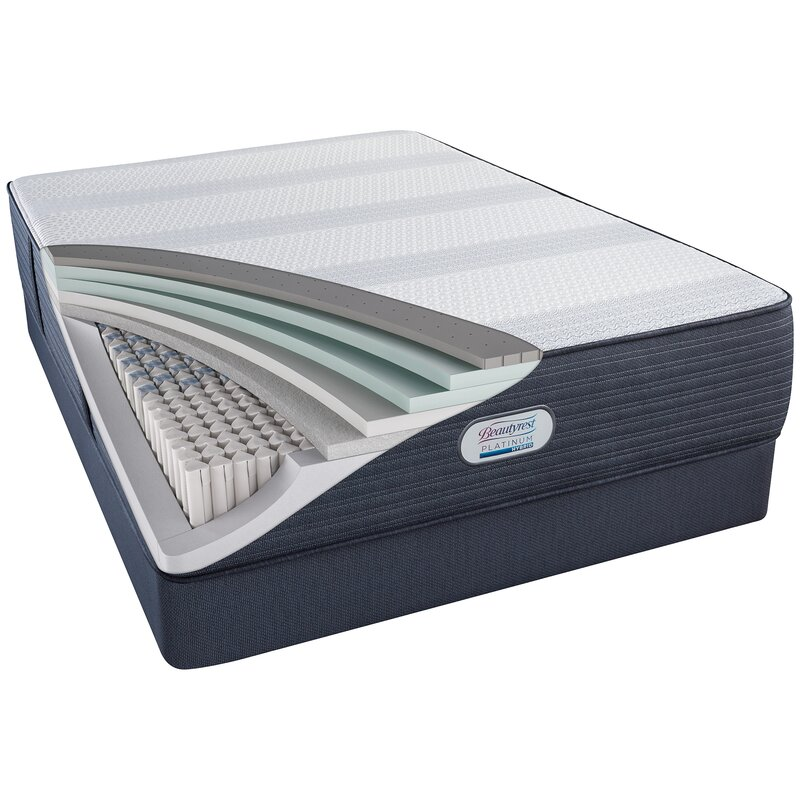 Beautyrest Platinum 14 Plush Hybrid Mattress