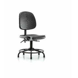 Symple Stuff Essence Round Tube Base Desk..