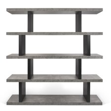 Step 68 Accent Shelves Bookcase by Tema