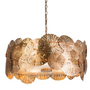 Studio A Home Lily Pad 5-Light..