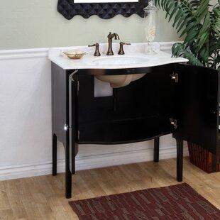 37 Single Sink Vanity Set by Bellaterra Home