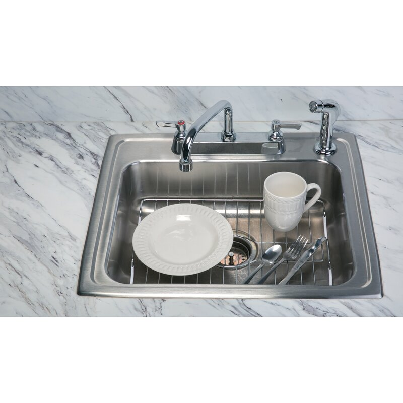Sink Protector Stainless Steel Drain Tray