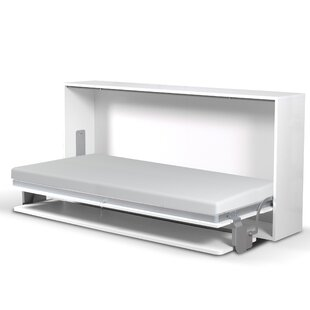 Elbag Twin Murphy Bed with Mattress