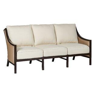 Summer Classics Barcelona Patio Sofa with Cushions