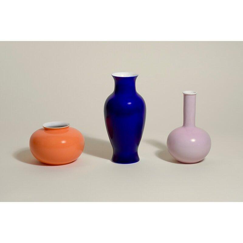 Middle Kingdom 3 Piece Mini Bud Vase Set Wayfair