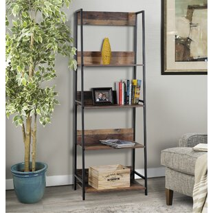 Seiling Ladder Bookcase By Union Rustic