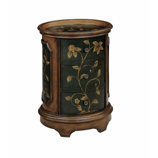 Fricke End Table with Storage by Darby Home Co