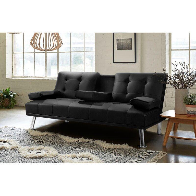 Ahsaad 65.8'' Pillow Top Arm Sofa