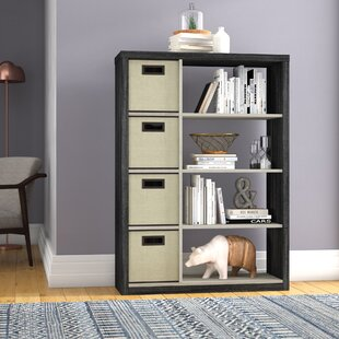 Magdalena Standard Bookcase by Latitude Run