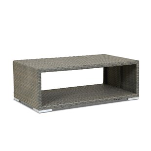 Majorca Wicker Coffee Table