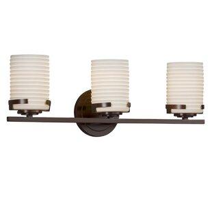 World Menagerie Keyon 3-Light LED Vanity Light