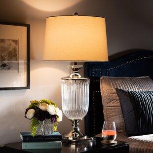 Giorgi 33'' Table Lamp by Charlton Home