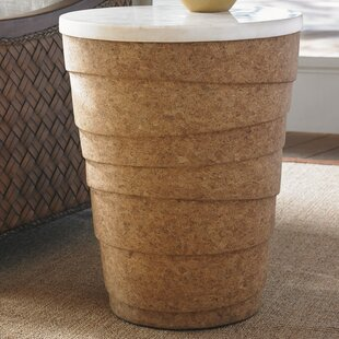 Affordable Island Fusion Kendari End Table by Tommy Bahama Home
