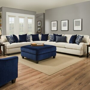 Hartsfield Hattiesburg Stone Sectional