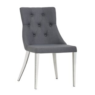Great choice Canyon Chambers Upholstered Dining Chair (Set of 2) (Set of 2) by Orren Ellis Reviews (2019) & Buyer's Guide