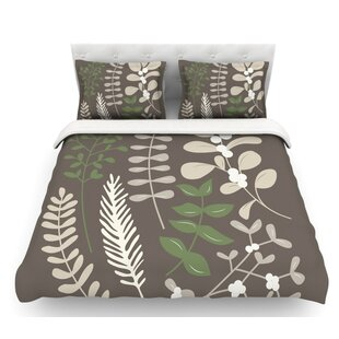 Deck the Hollies Featherweight Duvet Cover