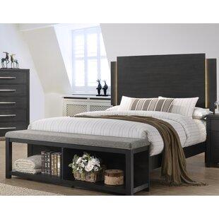 Orren Ellis Carr Panel Bed