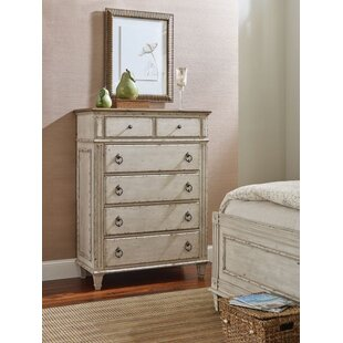 Ophelia & Co. Dicha 5 Drawer Chest