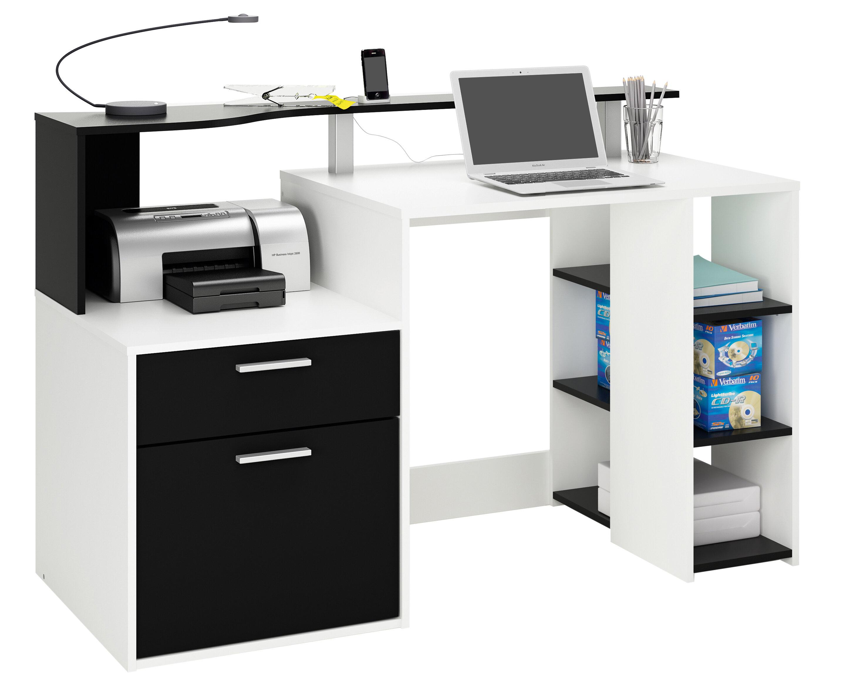 Home Etc Schreibtisch Mont U0026 Bewertungen   Wayfair.de