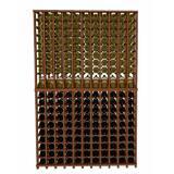 Premium Cellar Series 220 Bottle Floor Wine Rack by Wineracks.com