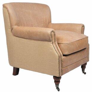 Antique Armchair by Joseph Allen