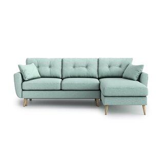 Stcyr Sleeper Corner Sofa By 17 Stories