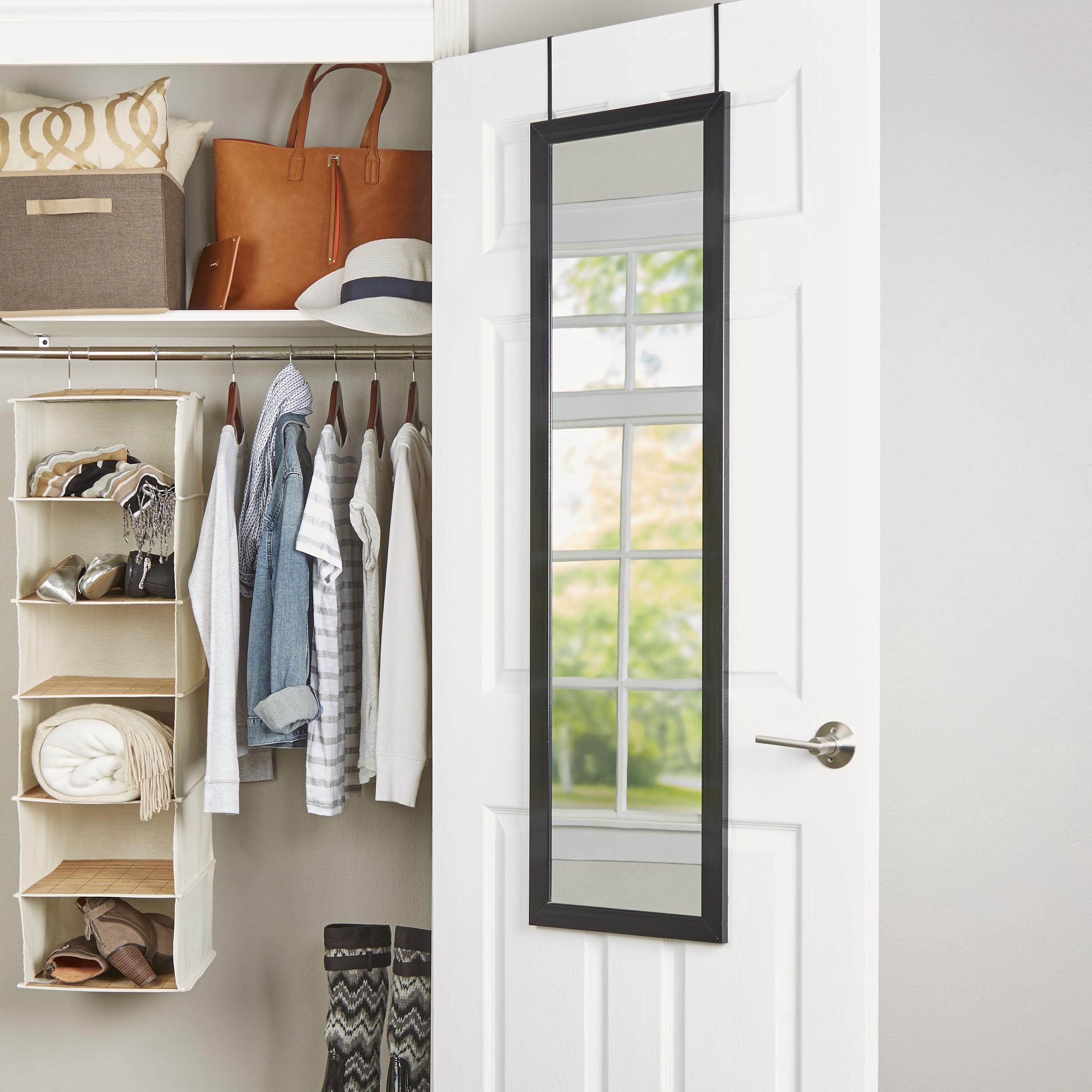 Charmant Wayfair Basics™ Wayfair Basics Over The Door Mirror U0026 Reviews | Wayfair
