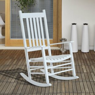 Tyndale Rocking Chair By Sol 72 Outdoor