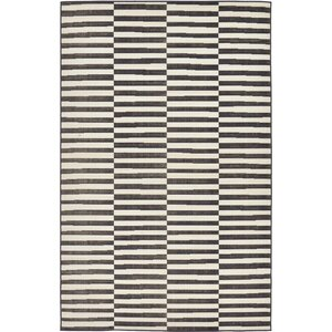 Braxton Black Area Rug